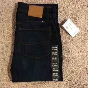 NWT Lucky Brand Skinny Jeans 00/24